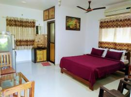 DSK Studio Apartment, Siolim, Goa., apartment in Siolim