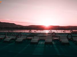 Nile Cruise Luxor Aswan 3,4 and 7 nights, hotel in Aswan