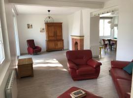 chez jerome et marie, apartment in Merville-Franceville-Plage