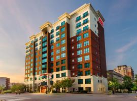 Hampton Inn & Suites National Harbor/Alexandria Area, hotel near National Harbor, National Harbor