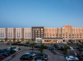 Fairfield Inn & Suites by Marriott Winnipeg, hotel near Winnipeg James Armstrong Richardson International Airport - YWG, Winnipeg