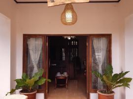 House of Belva, vila di Yogyakarta