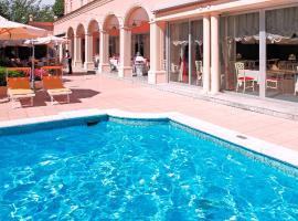 Hotel De La Paix, отель в Лугано