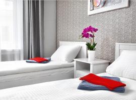 WOW Hostel, hotel near Rizhskaya Metro Station, Moscow