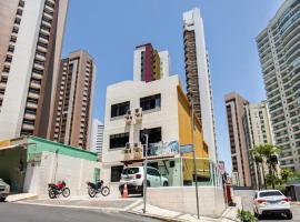 Netuno Suites, hotel in Fortaleza