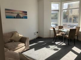 station road apartments flat 2, apartment in Blackpool
