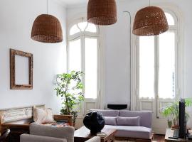 Casa Tatu, puhkemajutus sihtkohas Buenos Aires