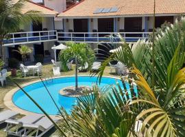 Hotel Cumbuco Praia, hotel in Cumbuco