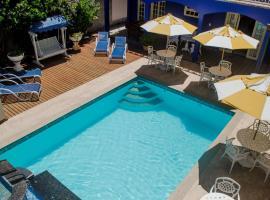 Pousada Portal do Mar, pet-friendly hotel in Cabo Frio