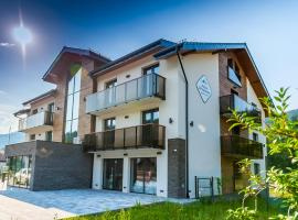 Apartamenty Dolina Skrzycznego – hotel w pobliżu miejsca Wyciąg narciarski Kaimówka w Szczyrku