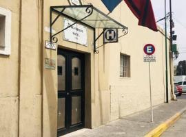 Hotel 20 De Febrero, hotel en Salta