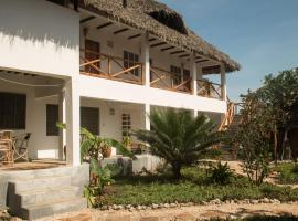 Villa Kiota, vacation rental in Paje