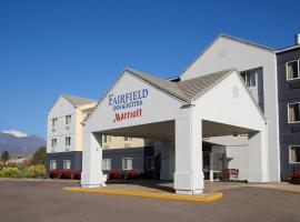 Fairfield Inn & Suites Colorado Springs South, hotel near Cave of the Winds, Colorado Springs