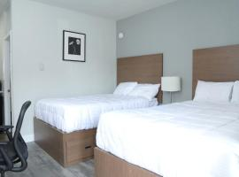 Fraser Inn, hotel em Prince George