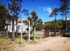 Dharma, hotel in Punta Del Diablo