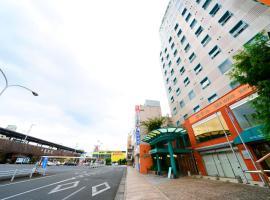 ホテルシーウェーブ別府、別府市のホテル