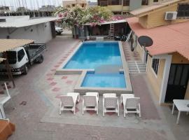Casa Hospedaje Playas, homestay in Playas