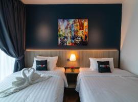 Almas Suites By SubHome, hotel in Nusajaya