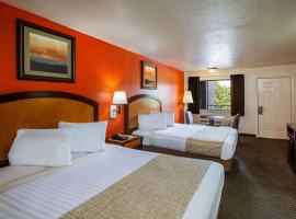 Travelodge by Wyndham Houston Hobby Airport, hotel near William P. Hobby Airport - HOU,