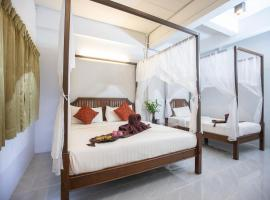 Aueang Lanna Hotel, cheap hotel in Chiang Mai