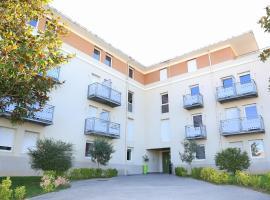 Résidence Les Académies Aixoise, serviced apartment in Aix-en-Provence
