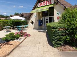 Hôtel La Mirandole, hotel in Tournus