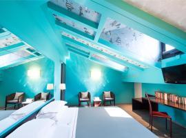 """PHI HOTEL BOLOGNA """"Al Cappello Rosso"""", hotel in Bologna"""