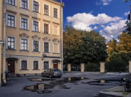 SpbVergaz Hotel, hotel near Petrovsky Stadium, Saint Petersburg