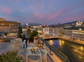 Mandarin Oriental, Geneva, hôtel à Genève
