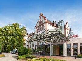 Parkhotel Prinz Carl, hotel in Worms