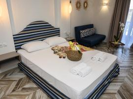 Parthenon Art Executive Wing, отель в Олимпиаки-Акти