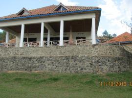 My Hill Eco Lodge, hotel in Ruhengeri