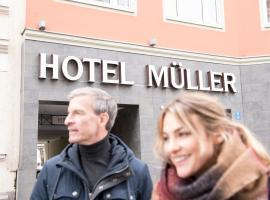 Hotel Müller, hotel near Mariensäule, Munich