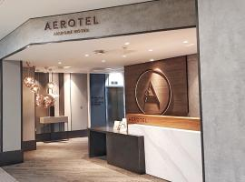 Aerotel London Heathrow, Terminal 2 & Terminal 3, hotel near Heathrow Terminal 2, Hillingdon