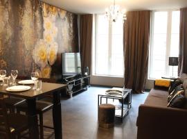 New petit Paris, hôtel à Metz