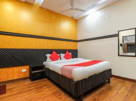 OYO 62485 Hotel City Palace, hotel near Kanpur Airport - KNU, Kānpur