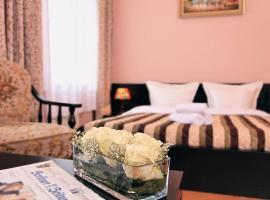 Hotel-Pension Cortina: Berlin'de bir konukevi