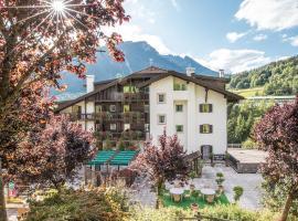 Belvedere Dolomites Flower Hotel, hotel in Moena
