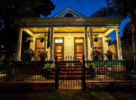 The Lookout Inn, inn in New Orleans