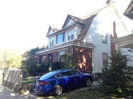 A and FayeBed and Breakfast, Inc,, family hotel in Brooklyn