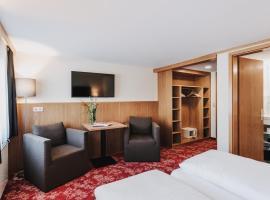 Hotel Adler, hotel in Warth am Arlberg