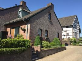 Huis in de natuur, holiday home in Epen