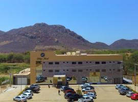 FELIPE HOTEL, hotel in Serra Talhada