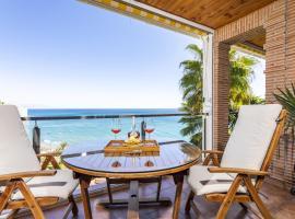 Apartamento Playa Centro Vistas Mar, hotel cerca de Calle San Miguel, Torremolinos