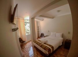 Rumi Qolqa, hotel in Machu Picchu