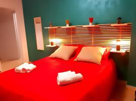 Notti Rosa B&B, hotel a Melfi