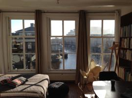 Room With a View, sewaan penginapan di Amsterdam