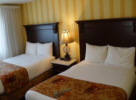 Arbutus Inn, hotel in Victoria