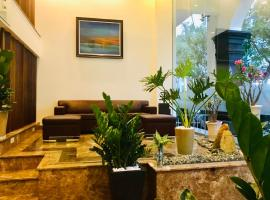 Lila Luxury Hotel & Apartment, serviced apartment in Ho Chi Minh City