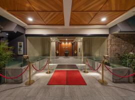 Palms Hotel, hotel in Sydney